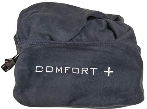 Comfort Plus 3-in-1 Premium Travel Blanket